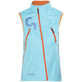Cube AM - Chaleco ciclismo Mujer - azul